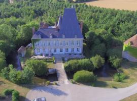 Château de Villiers, Эссе (рядом с городом Trémont)