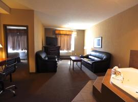 Lakeview Inns & Suites - Fort Nelson, Fort Nelson