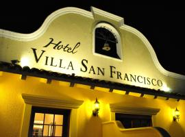 Hotel Villa San Francisco (México), Chapala