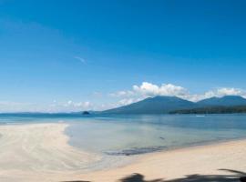 Kalinaun Resort - Lembeh & Bangka, Likupang (рядом с городом Pulau Mogogimbun)