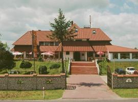 Zajazd Kosynier, Węgrzce