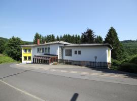 Berghof Wasserkuppe, Gersfeld (Ehrenberg yakınında)