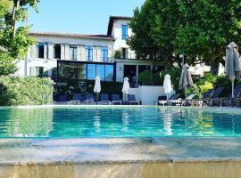 Les Lodges Sainte-Victoire & Spa, Экс-ан-Прованс