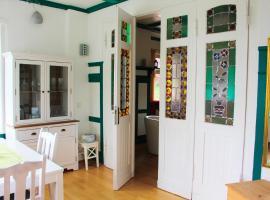 Ferienwohnung Villa Parkblick