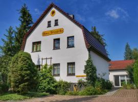 Pension Haus Friederike, Bad Saarow (Berkenbruck yakınında)