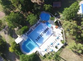 Complejo 3 de Octubre, Villa del Dique (Villa Rumipal yakınında)