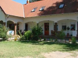 Bodobács Ház, Tabdi (рядом с городом Fülöpszállás)