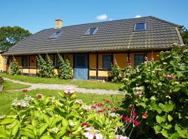 Møllegade 1 Holiday House, Nordborg (Ballebro yakınında)