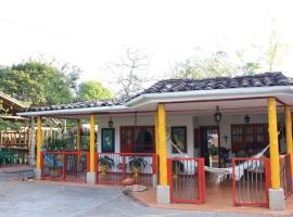 Los Guaduales Ecoparque, Popayan (Santa Rita yakınında)