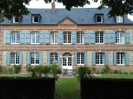 Les Tilleuls, Le Planquay (рядом с городом Cordebugle)