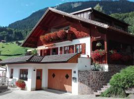 Haus Simma, Au im Bregenzerwald (Rehmen yakınında)