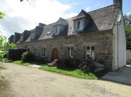 Pors Ar Goff, Trémel (рядом с городом Plouégat-Guérand)