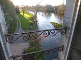 Le Moulin de Cors, Oulches (рядом с городом Ciron)