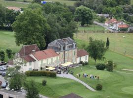 Hotel Helios - Golf, Сали-де-Беарн