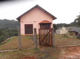 Casa Barragem São Francisco, São Francisco de Paula (Várzea do Cedro yakınında)