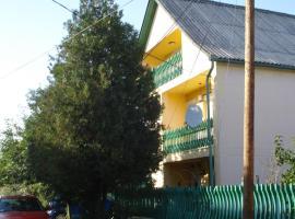 Ágnes Vendégház, Verpelét (рядом с городом Feldebrő)