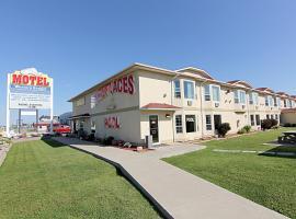 Western Budget Motel Bonnyville, Bonnyville (Elk Point yakınında)