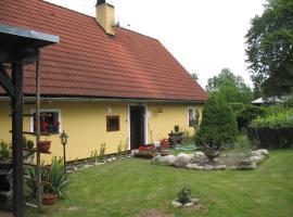Holiday home in Nova Ves nad Popelkou 2127, Nová Ves nad Popelkou (Stará Paka yakınında)
