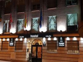 Hostal Colon, Getafe