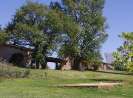 Domaine de La Borie Neuve, Bellegarde (рядом с городом Mouzieys-Teulet)