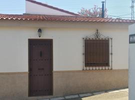 Mi casita, El Castillo de las Guardas (рядом с городом Las Cañadillas)