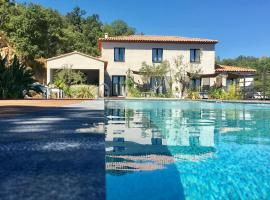 Villa d'Arnaud, La Garde-Freinet