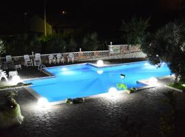 New Hotel Blu Eden, Praia a Mare