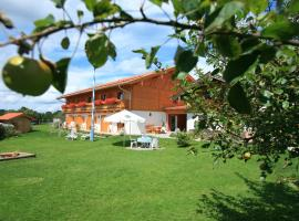 Pension Schweizerhaus Garni, Weyarn (Mitterdarching yakınında)