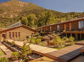 Casa Maipo Lodge Spa, El Canelo