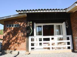 Pousada Casa Nossa, Praia Grande (Cambará yakınında)