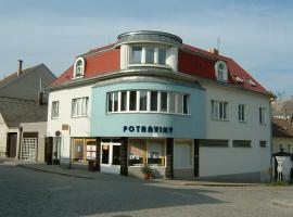 PENZION Počátky, Počátky (Valcha yakınında)