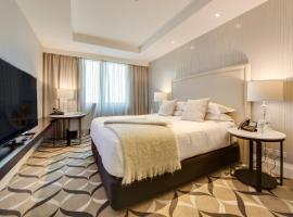 Mayfair Hotel, Adelaida