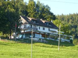 Landgasthof Säntisblick, Sanktgallene