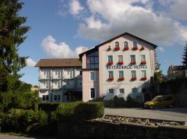 Hotel Filipinum, Jablonné nad Orlicí (Mistrovice yakınında)