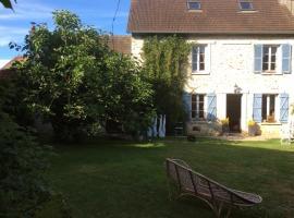 la ferme des bayet, Saint-Pierre-d'Autils (рядом с городом Pressagny l'Orgueilleux)