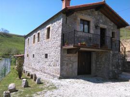 Casa Rural Alisas, La Roza (Arredondo yakınında)
