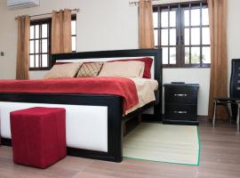 Rose Leat Elegant Bed & Breakfast, Аккра (рядом с городом Owuraman)