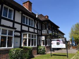 The Crown by Marston's Inns, Droitwich
