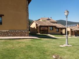 Hotel & Spa Manantial del Chorro, Navafría