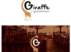 Maputo Giraffe House, Maputo (Near Marracuene)