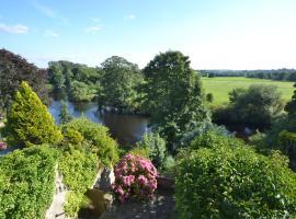 Riverside Cottage, Wetherby (рядом с городом Bramham)