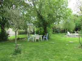 Maison à la campagne, Chatuzange-le-Goubet (рядом с городом Meymans)