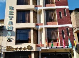 Retamas Hotel