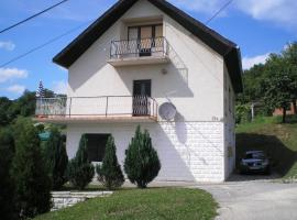 Apartments Country House Stipica, Tuheljske Toplice (рядом с городом Dubrovčan)