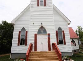 The Church House, Cape Tormentine (Port Elgin yakınında)