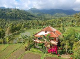 Lesong Hotel and Restaurant, Munduk