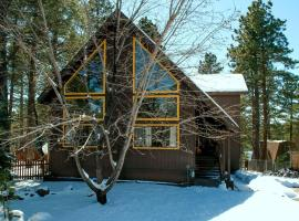 Nakai Cabin Home, Mountainaire