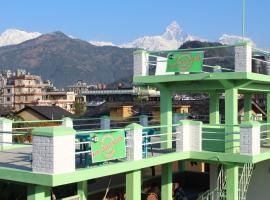 Kiwi Backpackers Hostel Pokhara