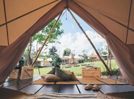 Campiness Camping and Farmsook, Ban Wang Pha Pun