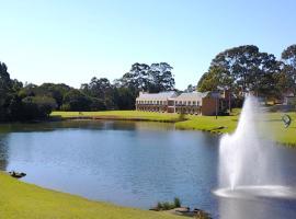 MGSM Executive Hotel & Conference Centre, Sidney (Pymble yakınında)